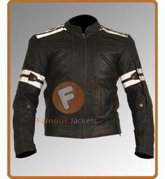 Vintage Street Vulcan Vtz-910 Motorcycle Jacket