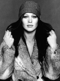 Spanish actress Marisol (Pepa Flores) photographed by Cesar Lucas.