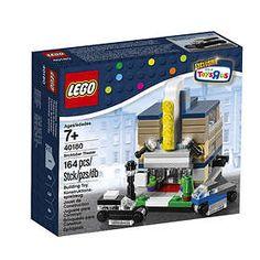 LEGO Miscellaneous 40180 Bricktober Theater - Priser   Prisjakt