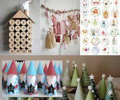 Už je nejvyšší čas… Jako malá jsem adventní kalendáře milovala, hrozně jsem se těšila, co najdu. Myslím, že pro děti jsou to takové malé Vánoce každý den. Originálních nápadů na hotové kalendáře nebo netradičních k vlastní výrobě je hodně, přinášíme pár t 9 And 10, Advent Calendar, Origami, Holiday Decor, Home Decor, Interior Design, Home Interiors, Decoration Home, Origami Art