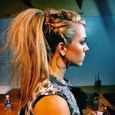 ensemble hair idea