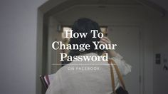 How to change your password in case you just revealed your password to a lecture hall full of students.  -----  Agency: The Factory at Facebook Head of Consumer & Brand Marketing: Rebecca Van Dyck Executive Creative Director: Scott Trattner Directed By: Scott Trattner Director of Marketing Communications: Jennifer Henry Creative Team: Omid Rashidi, James Smith, Nate Salciccioli, Peter Jordan, Skyler Vander Molen, Zach Stubenvoll, Jerod Wanner Producer: Adrian Gunadi Brand ...