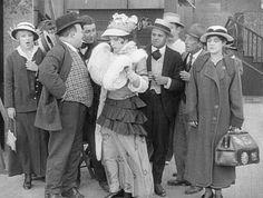 "KEYSTONE FILM ""THE MASQUERADER"" - 1914"