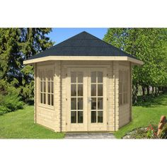 Skan Holz-Gartenhaus Madeira im OBI Online-Shop