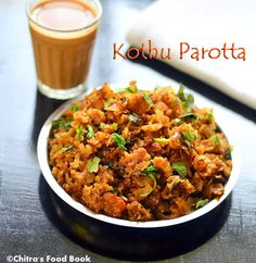 Kothu Parotta - Tamilnadu's Most popular street food Particularly in Madurai-Temple city !