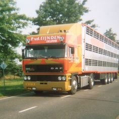 DAF 3600 ATI Turbo intercooler Space Cab