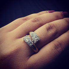 Classic ring with German diamonds! 3 Stone Diamond Ring, Diamond Bands, Diamond Cuts, Emerald Cut Engagement, Best Engagement Rings, Emerald Cut Diamonds, Princess Cut Diamonds, Statement Earrings, German