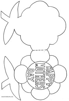 Mother Day Coloring Card - Mother Day Coloring Card , Free Printable Mothers Day Coloring Pages for Kids Grandparents Day Crafts, Mothers Day Crafts For Kids, Fathers Day Crafts, Mothers Day Coloring Cards, Mothers Day Cards, Happy Mothers Day, Classroom Crafts, Preschool Crafts, Mothers Day Card Template