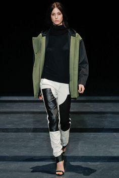 Tibi Fall 2013 RTW Collection - Fashion on TheCut