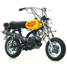 1972 Model MC-65 Shortster