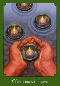 Memories of Love - Psychic Tarot #johnholland #psychictarot
