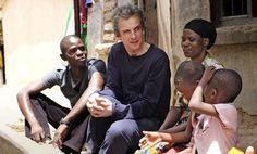 Comic Relief 2015: Peter Capaldi's Africa diary