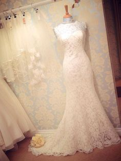 Available at the bridal room Atherstone
