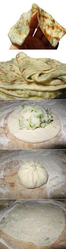 Дагестанское блюдо, а точнее сказать аварское!