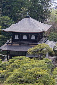 Ginkaku-ji, Kyoto, #Japan