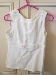 Next Ivory Shell Top