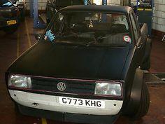 Volkswagen Caddy Mk1 Pick Up  - http://www.vwgticarsforsale.com/volkswagen-caddy-mk1-pick-up/