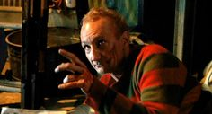 New Nightmare, Nightmare On Elm Street, Horror Icons, Horror Films, Freddy Krueger, Actors Then And Now, Freddy's Nightmares, Robert Englund, Horror Movie Characters