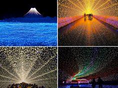 Tunnel of Light @ Japan