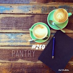 Pantry. Brisbane. 365 coffees. 365 cafes. 365 days.