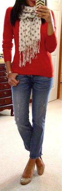 Hello, Gorgeous blog: boyfriend jeans & one more.
