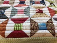スプールのパターン、ミシンでの作り方、かんたん! – Patchwork Quilt パッチワークミシンキルトNakazawa Felisa 中沢フェリーサ
