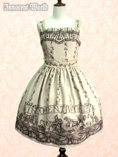 The story of the Queen and angel jumper skirt