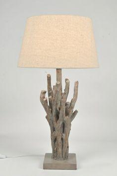 houten lampenvoet staand - Google zoeken