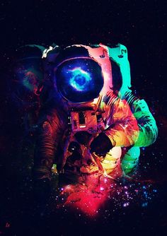 Astronaut. ¿Can anybody hear me? ¿Or am i talking to myself?