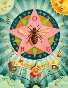 The Secret Life of Bees by Chris Buzelli (2008)