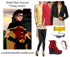 Robin- Young Justice