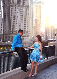 Chicago/Homecoming Dance