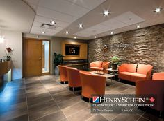 Henry Schein Canada - Dental Office Design by Schein - Gallery