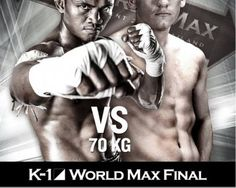 K-1 World MAX 2014 - Finals Livestream