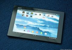 Sony Xperia Tablet Z via @CNET