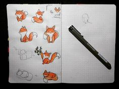 Fox - Part 3 | #fox #animal #traditionalart #artwork #art #drawing #draw #watercolor #koiwatercolors #sakurakoi #line #artline #wip #instaart #creativeart  #0602