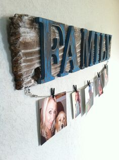 Rustic Reclaimed Wood SignFAMILY sign with by CSquaredCustoms