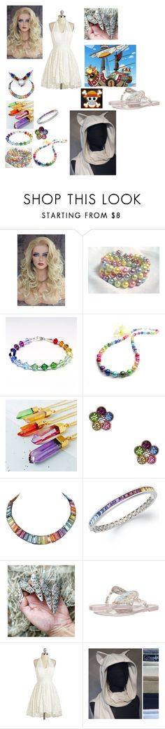 """""""Sora - Hogwarts"""" by koolkat1573 on Polyvore featuring Eclectic Eccentricity and Jack Rogers"""
