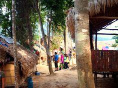 Royal Belum's Jahai Tribe (Orang Asli) #Malaysia #Perak