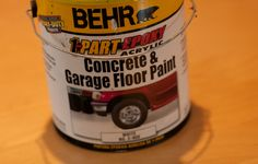 Garage Renovation with Epoxy Floors...Easy enough to do...Again, why have drab when you can have Fab!