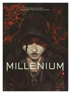 Millenium de Runberg y Homs Noomi Rapace, Stieg Larsson Millenium, Cgi, Comic Art, Comic Books, Lisbeth Salander, Mr Robot, Bd Comics, Roman
