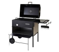 Outback Oven Grill Charcoal BBQ - (OUT370545) available to buy online from BBQ World. We sell a large range of barbecues from the best manufacturers.