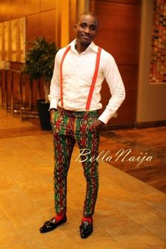 2013 Ghana Fashion & Design Week – Day 2 (Finale): You Need to See the FAB, the Bad & the Oh-So Entertaining Crazy Looks from Accra Ghana Fashion, African Print Fashion, Africa Fashion, Suit Fashion, Fashion Prints, Mens Fashion, Fashion Design, African Prints, African Dresses Men