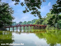 Danau Hoan Kiem - Hanoi - Vietnam