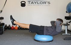 Try adding the additional challenge of performing core exercises on unstable surfaces, such as a Bosu or stability ball, and you'll be more prepared for your...