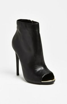Steve Madden 'Dianna' Bootie available at #Nordstrom- I'm obsessed with booties right now would wear them everyday!