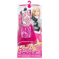 "Barbie Complete Looks Pink Dress - Mattel Girls - Toys ""R"" Us"