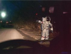 The Hitchhiker by Sasha Malin