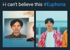 Yoongi's forehead has been exposssseeeeddd