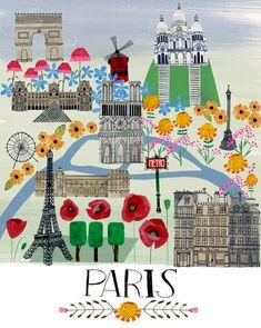 paris en 2019 франция, париж y рисунок. Paris Map, Paris Theme, Paris Travel, France Travel, Paris France, Thema Paris, Paris Kunst, Plan Paris, Little Paris